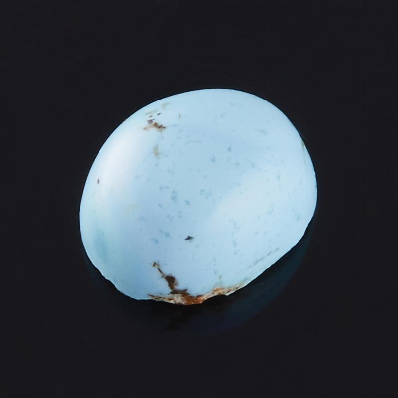 Кабошон бирюза  7*8 мм