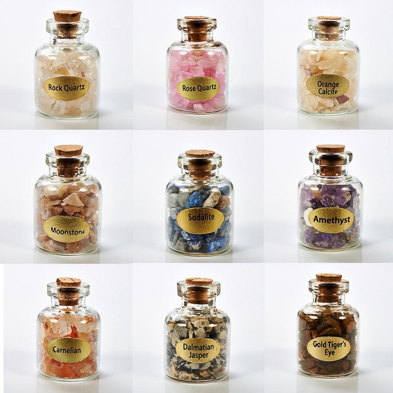 Коллекция камней и минералов В (крошка 5 мм)