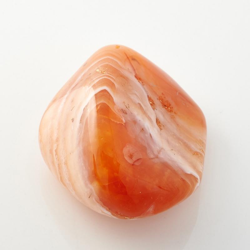 Агат абрикосовый  (4-5 см) 1 шт