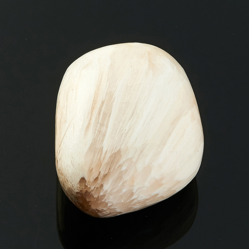 Галтовка Сколецит Индия (2-2,5 см) 1 шт