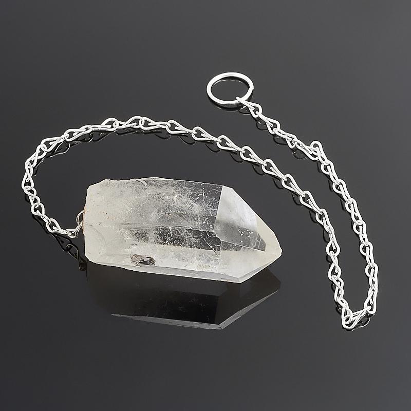 Маятник горный хрусталь Бразилия (биж. сплав) (кристалл)