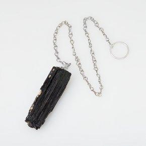 Маятник турмалин черный (шерл) Бразилия (кристалл)