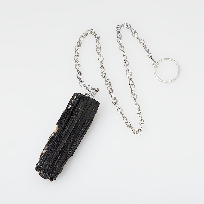 Маятник турмалин черный (шерл) (кристалл)