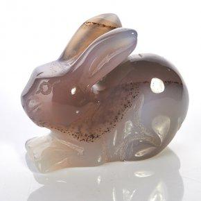 Кролик агат 5 см