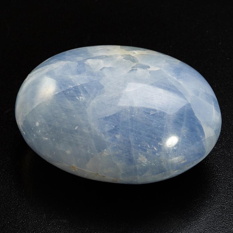 Галтовка Голубой кальцит 142 гр