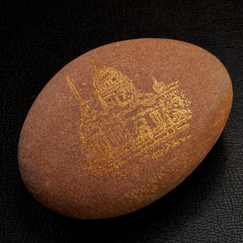 Сувенир из натурального камня Санкт-Петербург сувенир акм плакетка санкт петербург ночь 4 шт