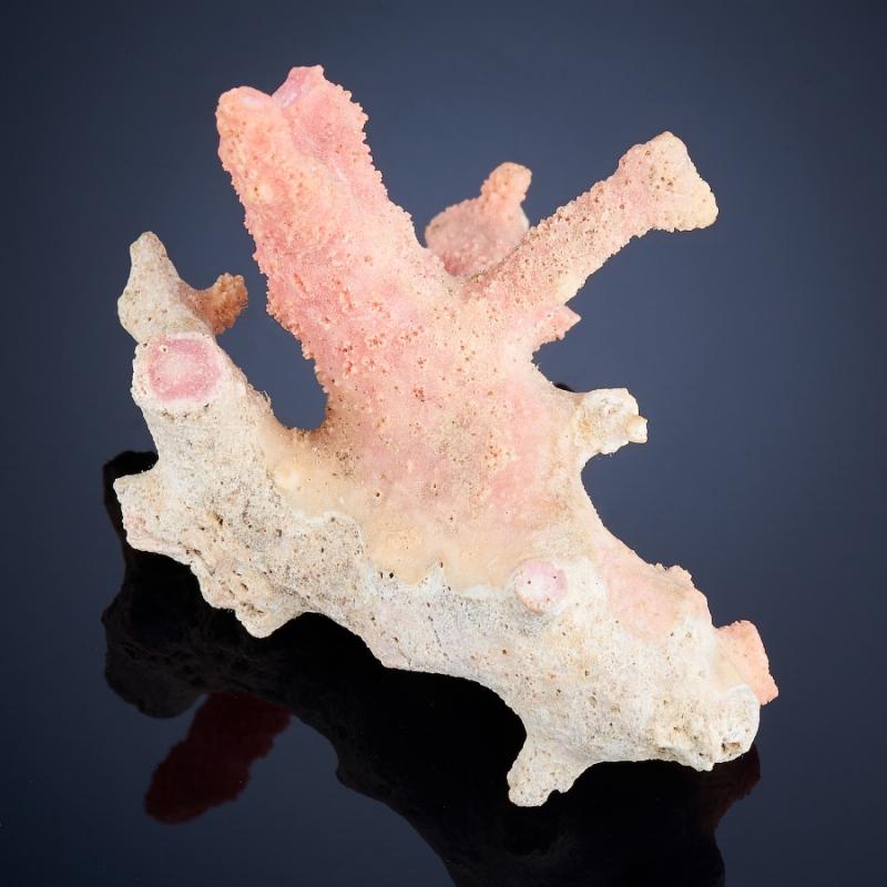 "Образец коралл розовый ""кожа ангела"" Мексика S"