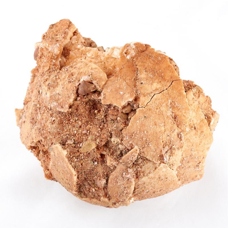 Окаменелость яйцо динозавра (фрагмент)  M 9х9х13 см