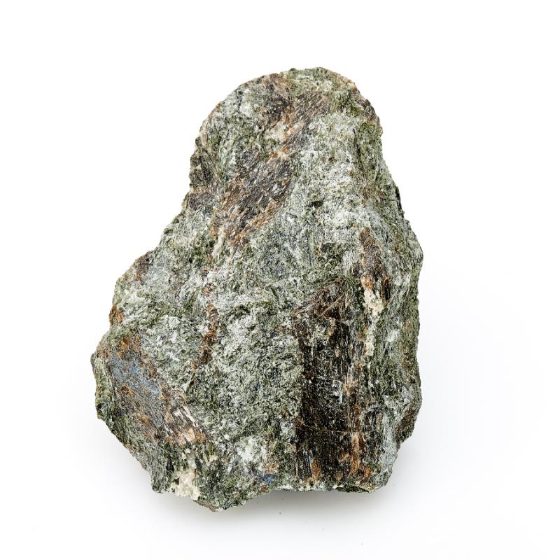 Кристалл в породе бронзит в амфиболите  M