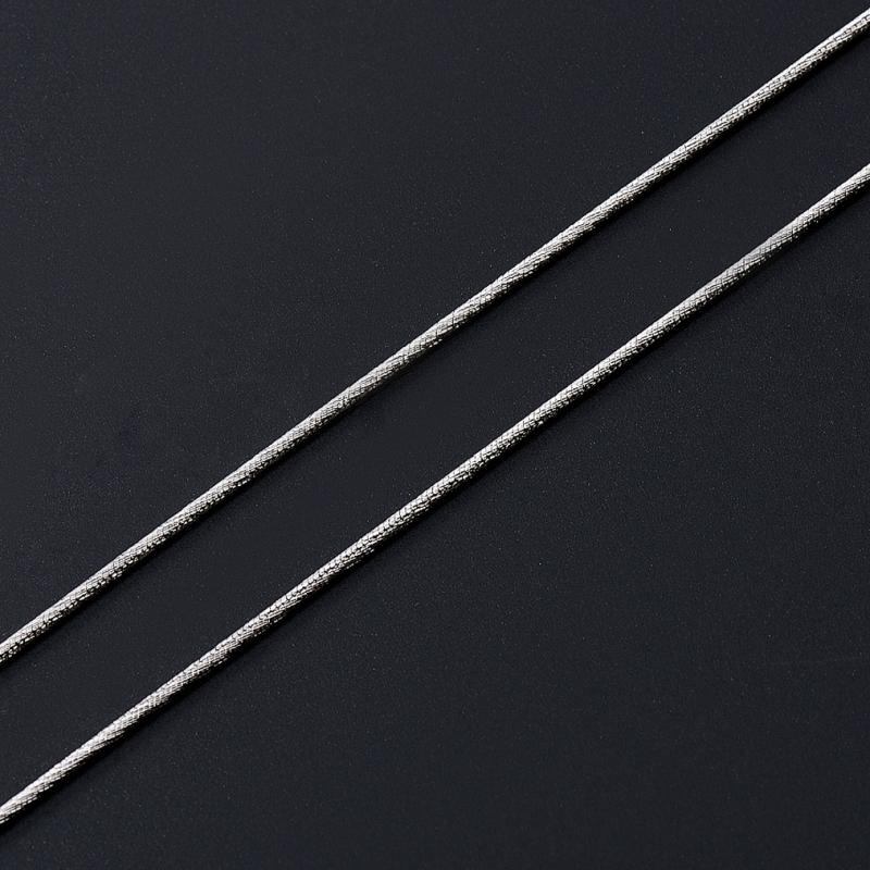 Цепь (серебро 925 пр.)  40 см женская цепь красцветмет золотая цепь ndнц 12 084 d 0 40 40
