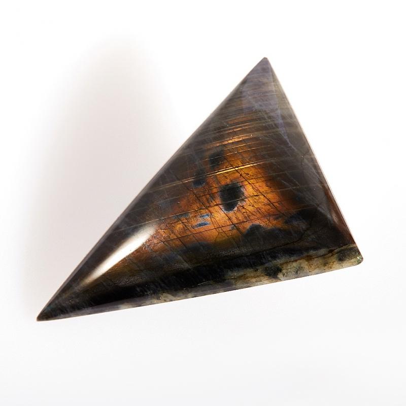 Кабошон лабрадор  21.8х28 мм