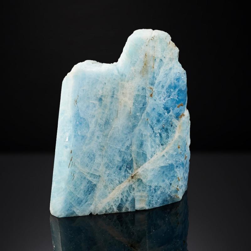 Кристалл аквамарин  S 3х5х5,5 см