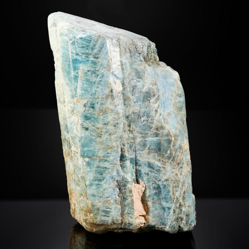 Кристалл аквамарин  L 7х7х13 см