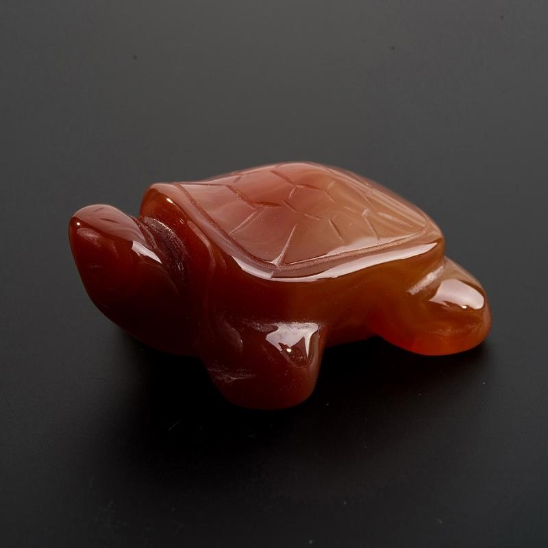 Черепаха сердолик Ботсвана 3 см