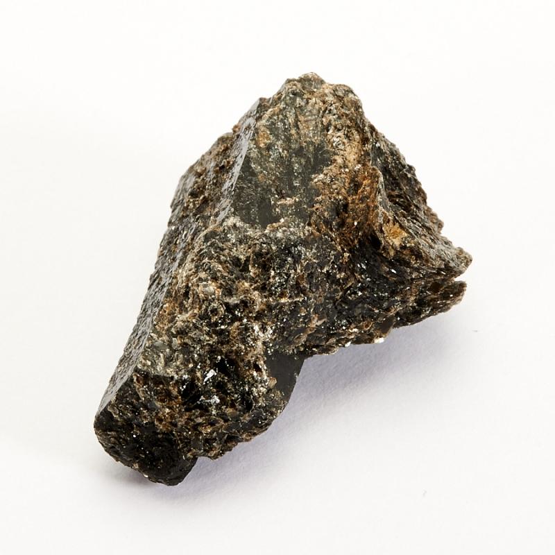 Кристалл черного турмалина (шерл) Урал