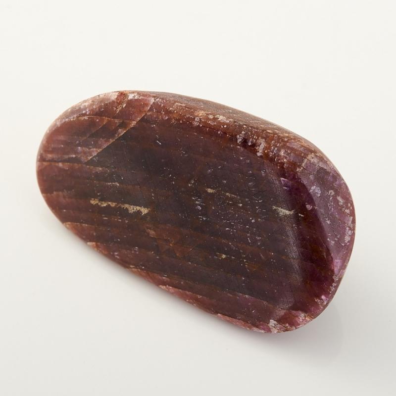 Галтовка Корунд красный Мьянма (1,5-2 см) 1 шт