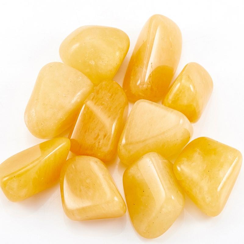 Галтовка Авантюрин желтый Индия (1,5-2 см) 1 шт