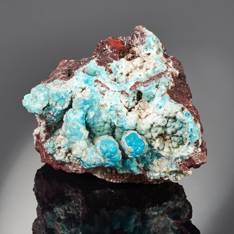 Кристалл в породе гемиморфит  S