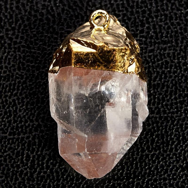 Кулон горный хрусталь (природный кристалл)