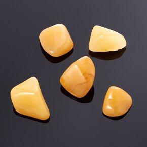 Галтовка авантюрин желтый Индия (2-2,5 см) 1 шт