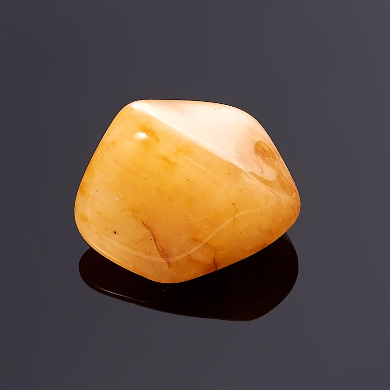 Галтовка авантюрин желтый Индия (2-2,5 см) (1 шт)