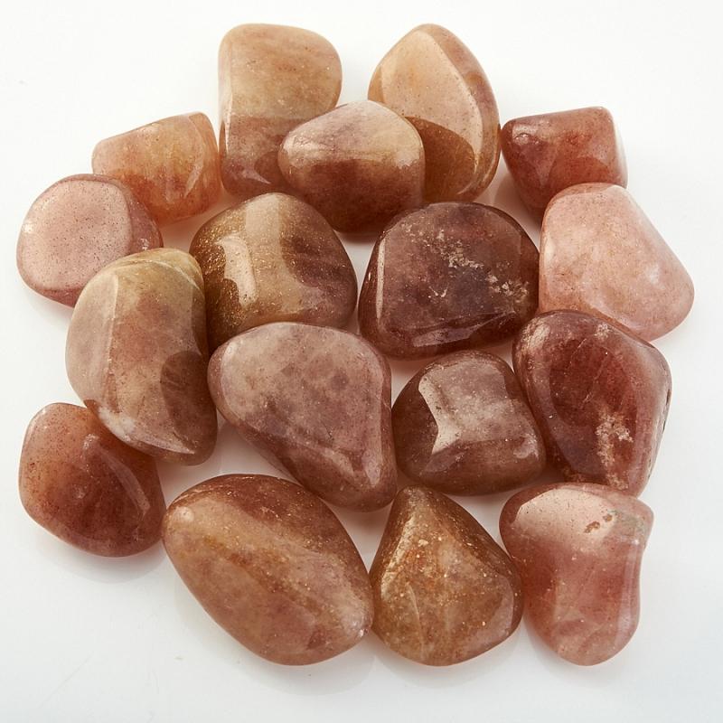 Авантюрин красный  (2-2,5 см) 1 шт