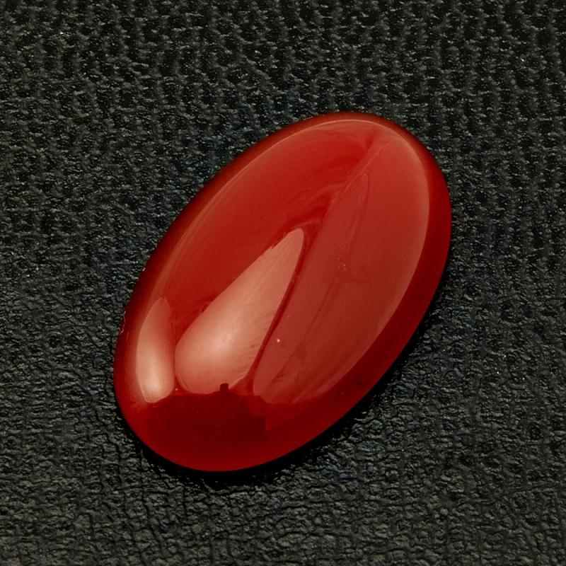 цены Кабошон сердолик 12*20 мм