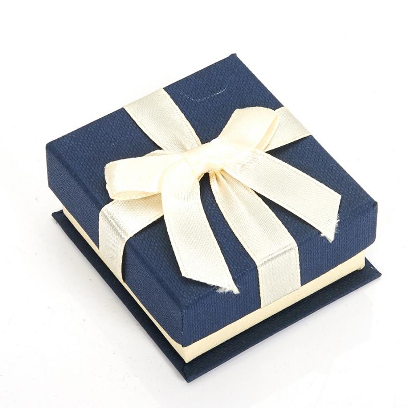 Подарочная упаковка под серьги/кольцо/кулон 55х50х23 мм