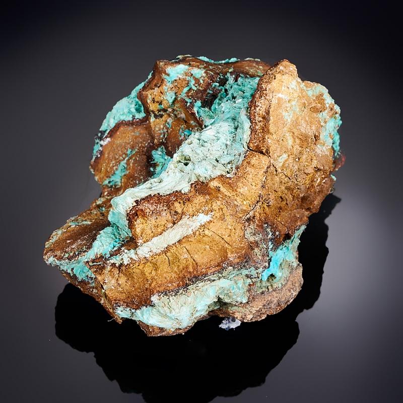 Образец аурихальцит XXS образец опал xxs 1 5 2 см 1 шт