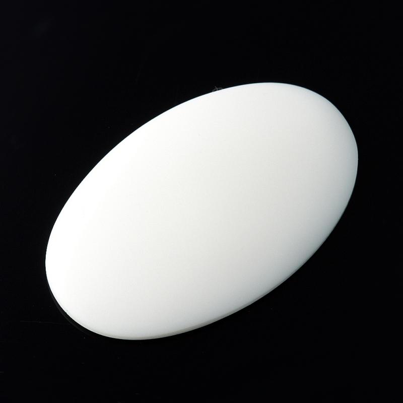 Кабошон кахолонг  19*31 мм