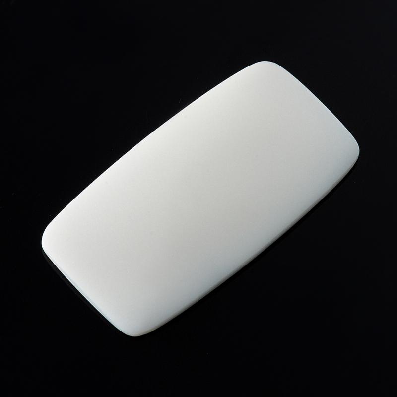 Кабошон кахолонг  14*27 мм