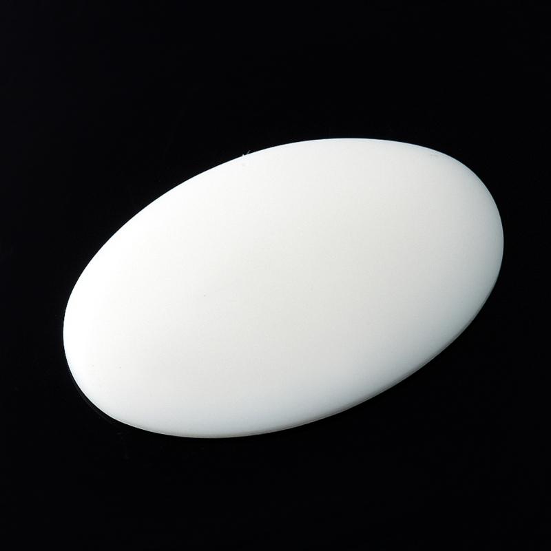 Кабошон кахолонг  19*30 мм