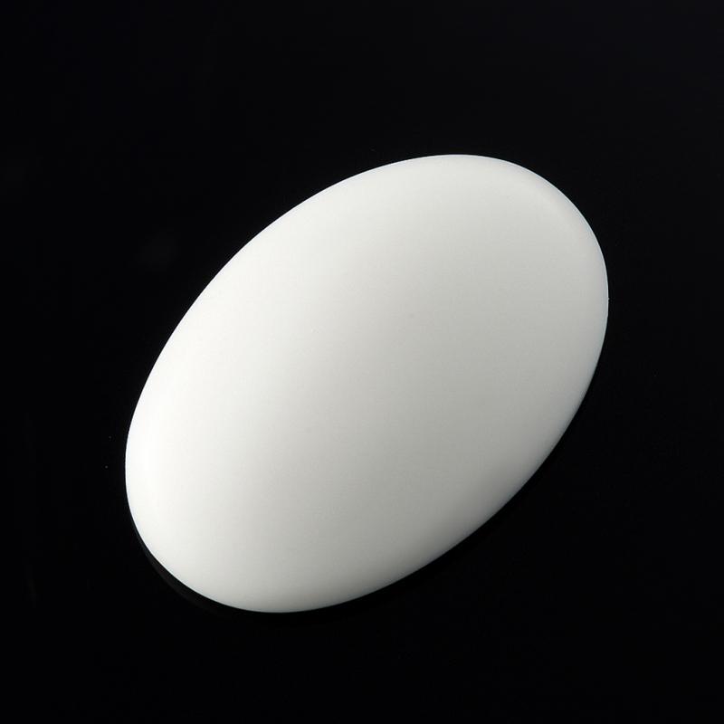 Кабошон кахолонг  17*26 мм