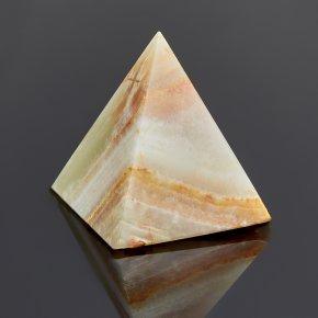 Пирамида оникс мраморный Пакистан 4-5 см
