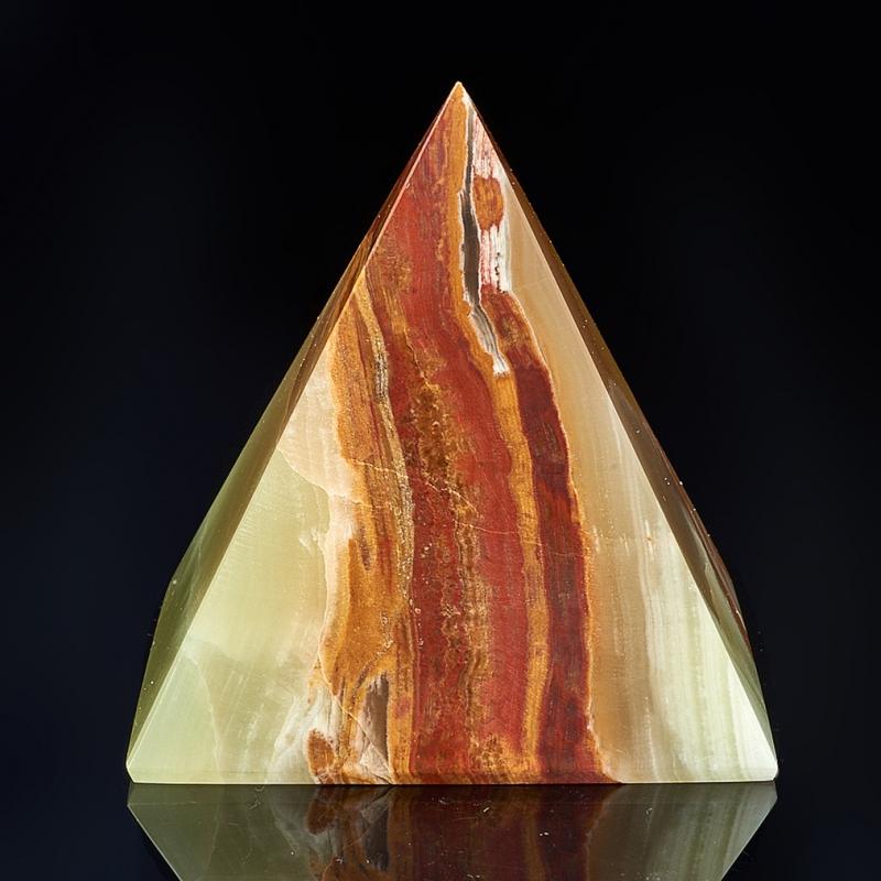 Пирамида оникс мраморный 8 см часы пирамида оникс мраморный 10 см