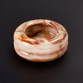 Пепельница оникс Пакистан 2,5х7,5 см
