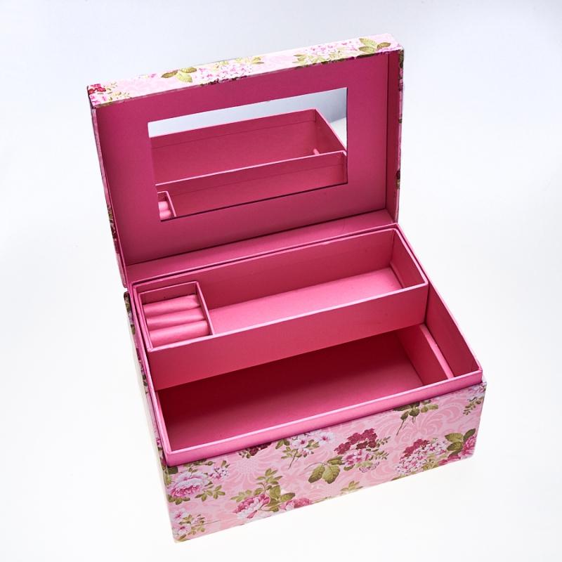 Шкатулка для хранения украшений 20x14,5x10,5 см