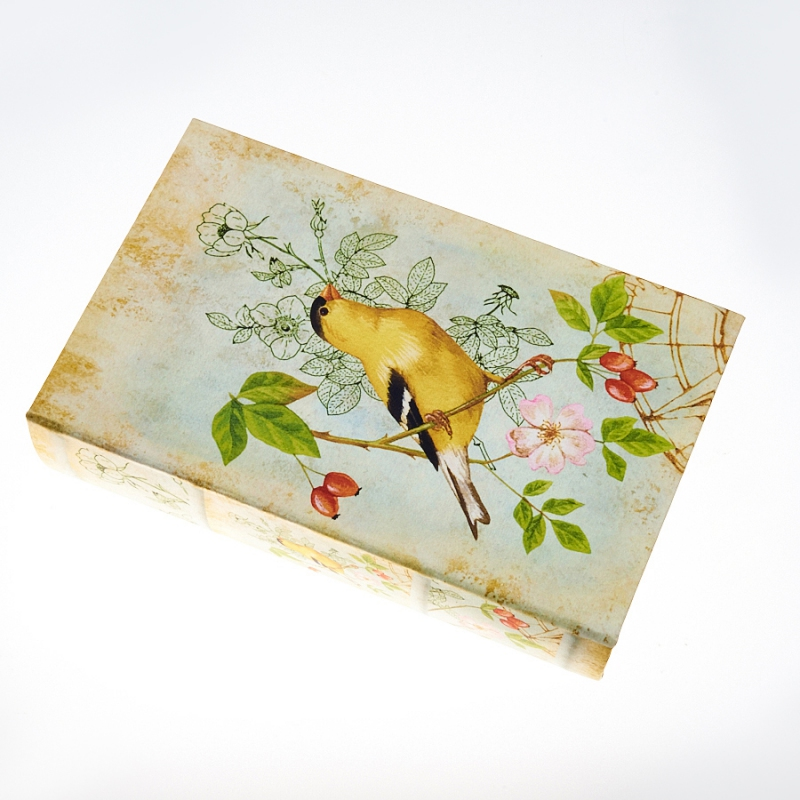 Шкатулка для хранения украшений 26x16,5x4,5 см