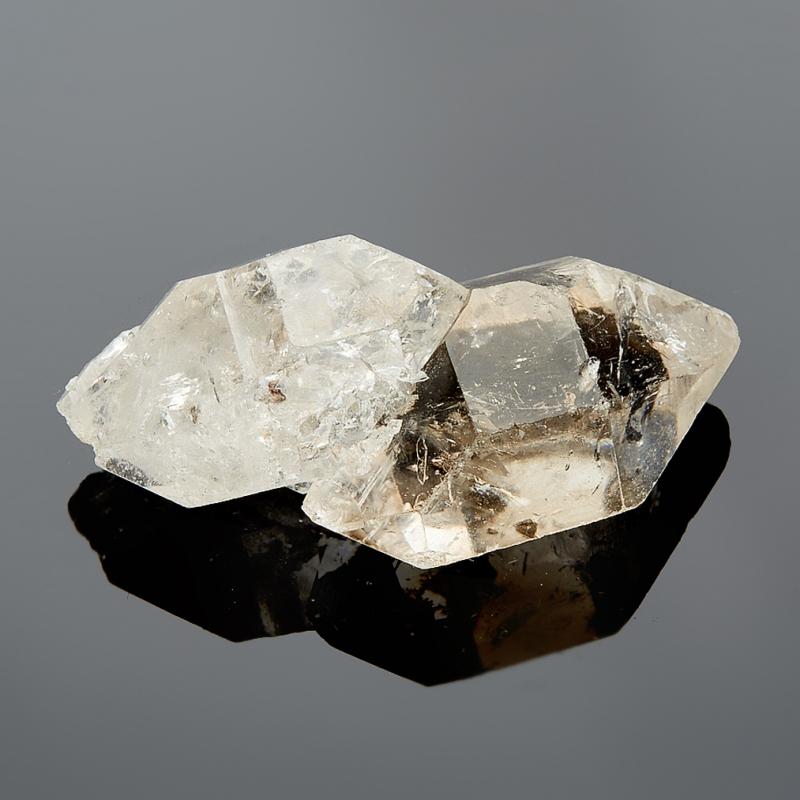 Кристалл хёркимер  (сросток) XS