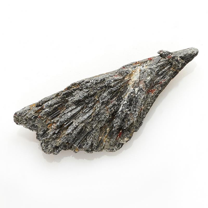 Кристалл кианит черный  (сросток) S