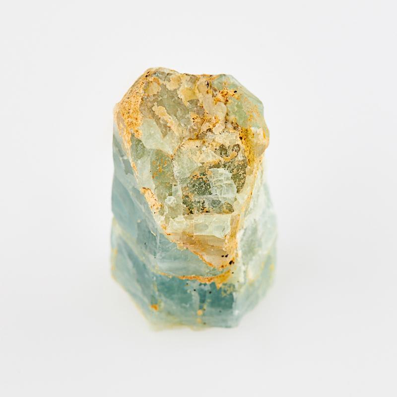 Кристалл апатит синий  XXS кристалл турмалин 26х20х17 мм xxs