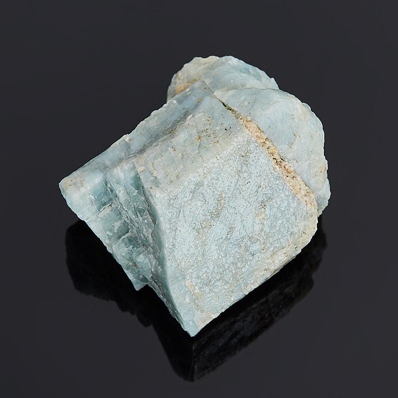 Кристалл апатит синий XS (сросток)