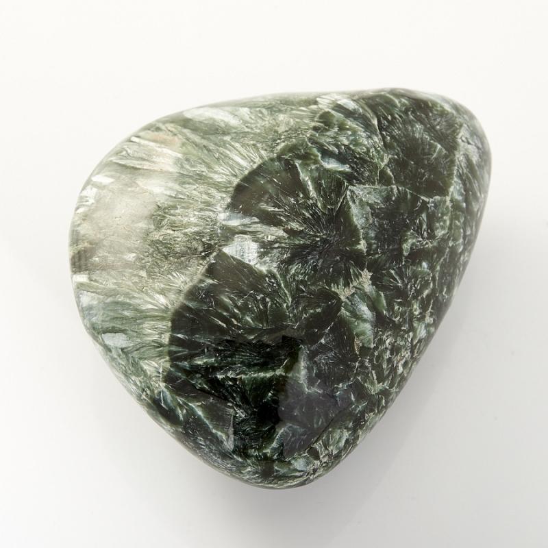 Галтовка Клинохлор (серафинит) Россия (6 см) 1 шт