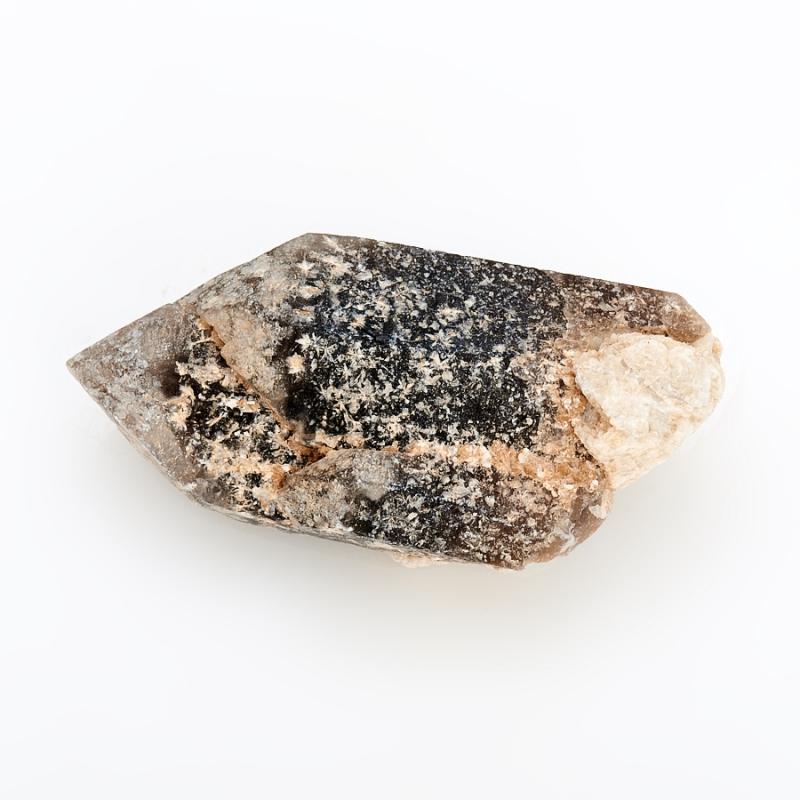 Кристалл морион  (сросток) XS