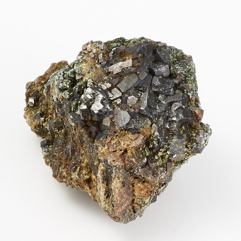 Кристалл в породе гранат андрадит  XS