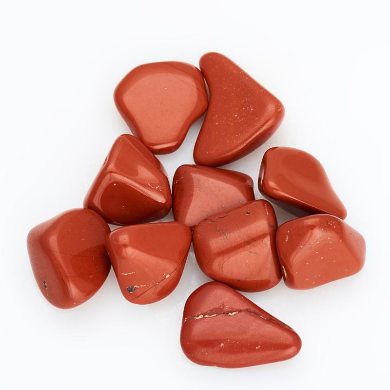 Галтовка яшма красная (1-1,5 см) (1 шт)
