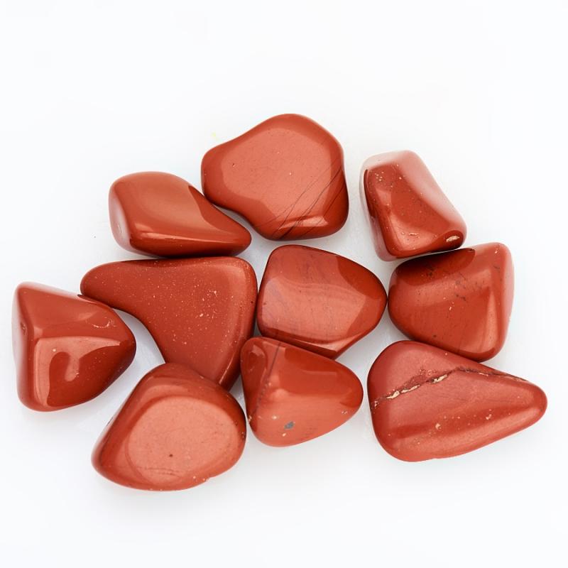 Галтовка Яшма красная ЮАР (1-1,5 см) 1 шт