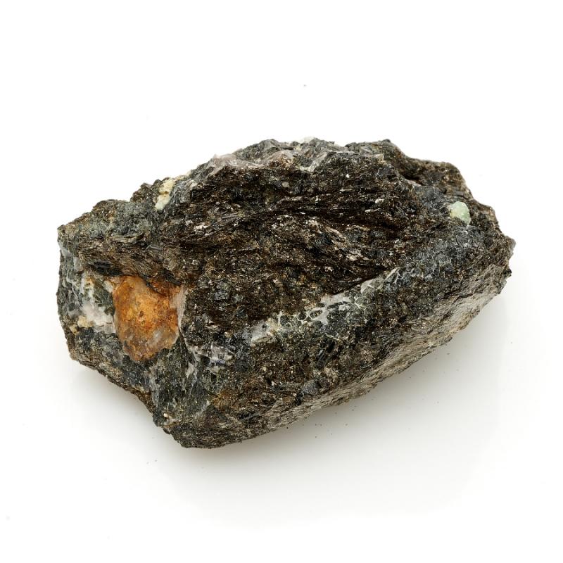 Образец турмалин черный, берилл, кварц  S