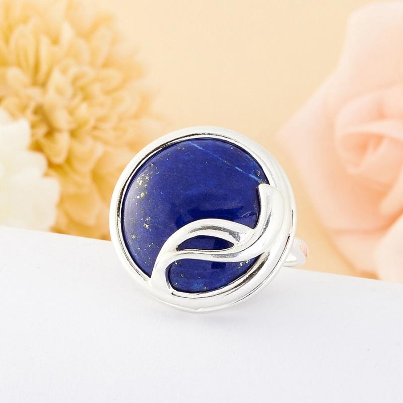 Кольцо лазурит (серебро 925 пр.) размер 19 кольцо yueyin r161 925