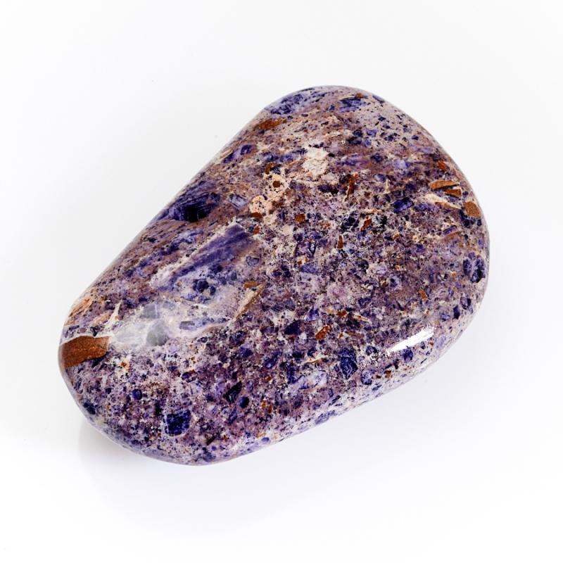 Галтовка Флюорит жильный фиолетовый Россия M